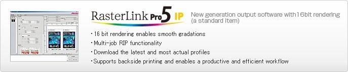 RasterLinkPro5 IP