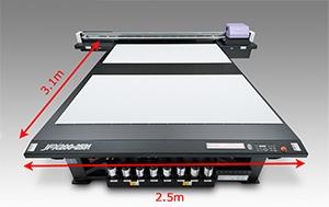 JFX200-2531_Print area 2.5×3.1m