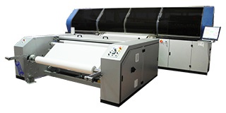 Tiger-1800B MkII: Sublimation transfer model