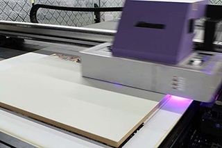 The replica was printed by JFX500-2131