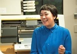 Taeko Isu and UJF-3042HG