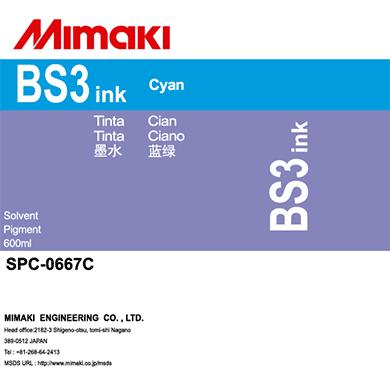 SPC-0667C BS3 Cyan