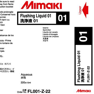 FL001-Z-22 Flushing Liquid 01