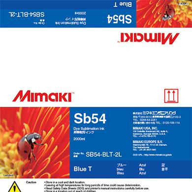 SB54-BLT-2L Sb54 Blue T