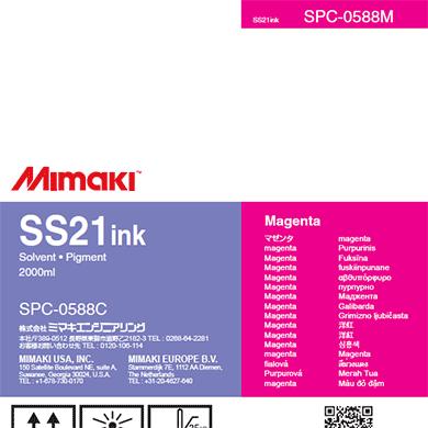 SPC-0588M SS21 Magenta