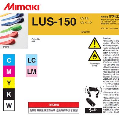 LUS15-K-BA LUS-150 Black