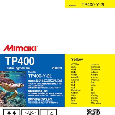 TP400-Y-2L TP400 Yellow