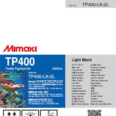 TP400-LK-2L TP400 Light Black