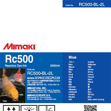 RC500-BL-2L Rc500 Blue