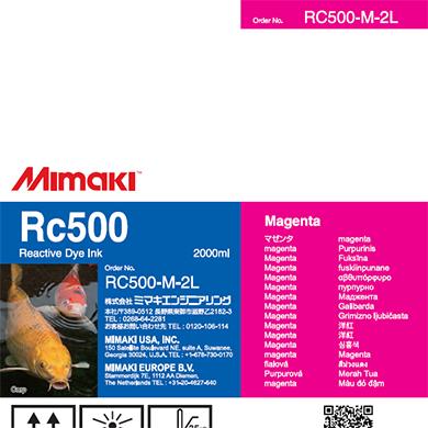 RC500-M-2L Rc500 Magenta