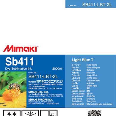 SB411-LBT-2L Sb411 Light Blue T