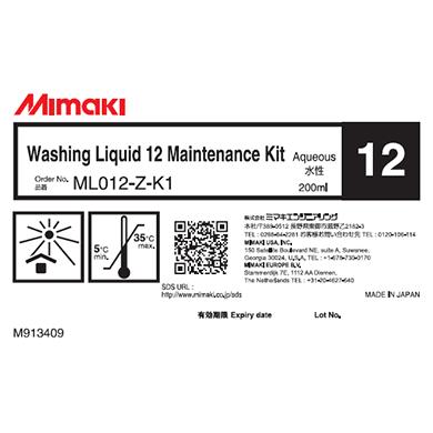 ML012-Z-K1 Washing liquid 12 Maintenance kit