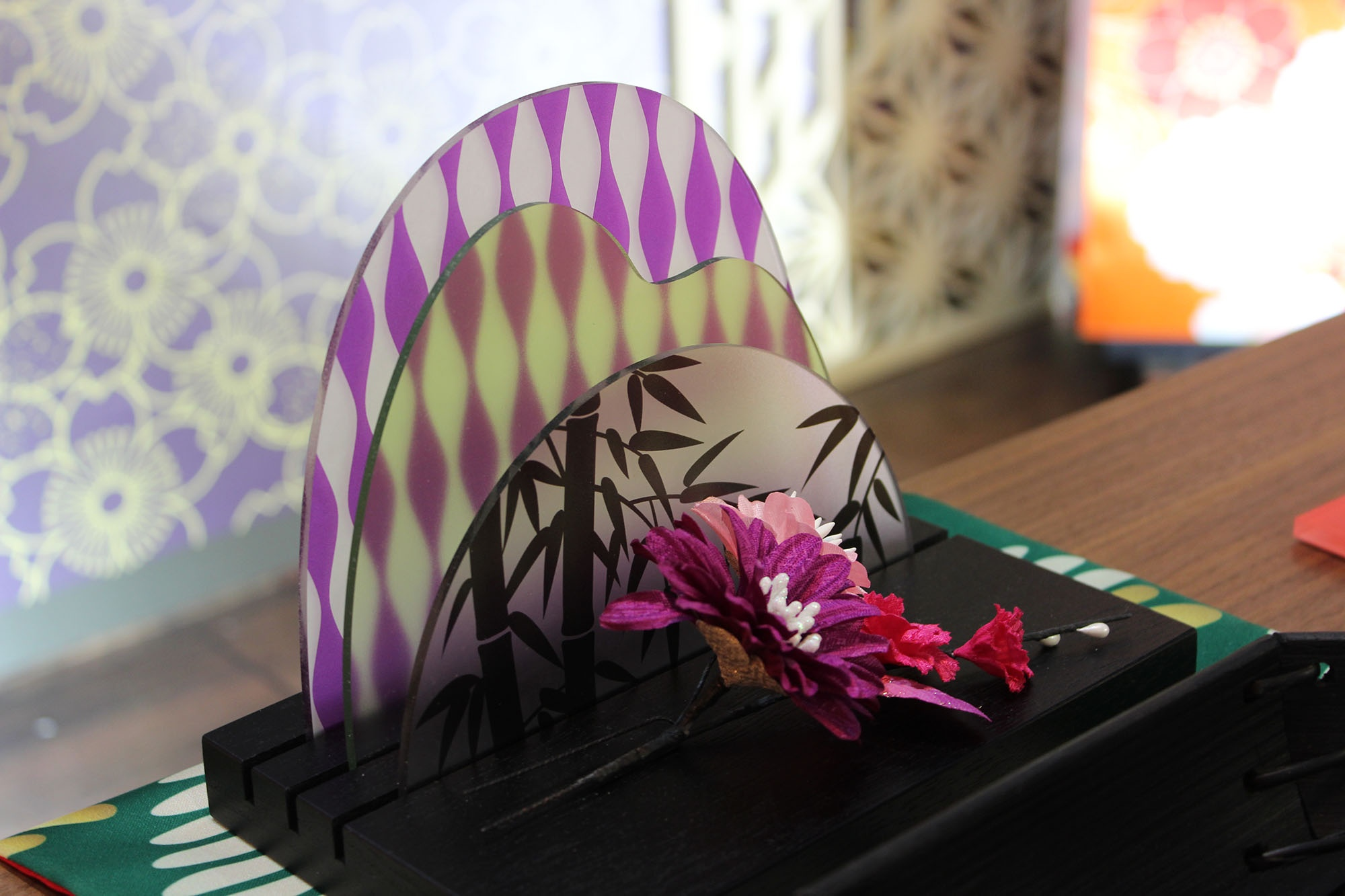Table decorative object