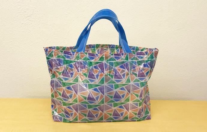 Vinyl bag (Solvent inkjet printing)