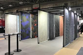 Exhibition scenery 2