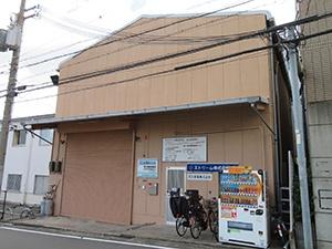The manufacturing site of STREAM Co., Ltd. located in Higashi Osaka city