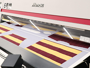Printing Rugby uniforms