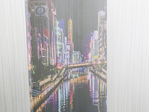 Printing onto thin near-translucent textiles is difficult and requires the years of expertise accumulated by Natec.