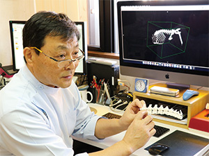 """""""I pursue my interests to the fullest extent"""" -Dr. Takemura"""