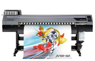 JV100-160: Roll to Roll Eco-solvent Inkjet Printer